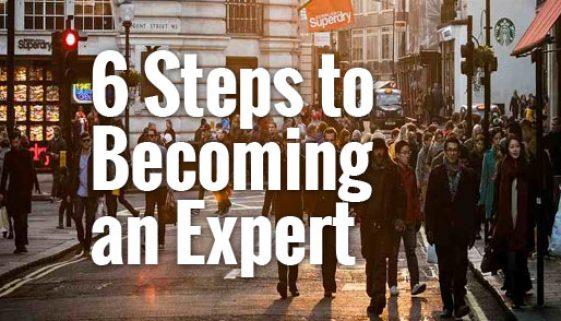 6StepsToBecomingAnExpert