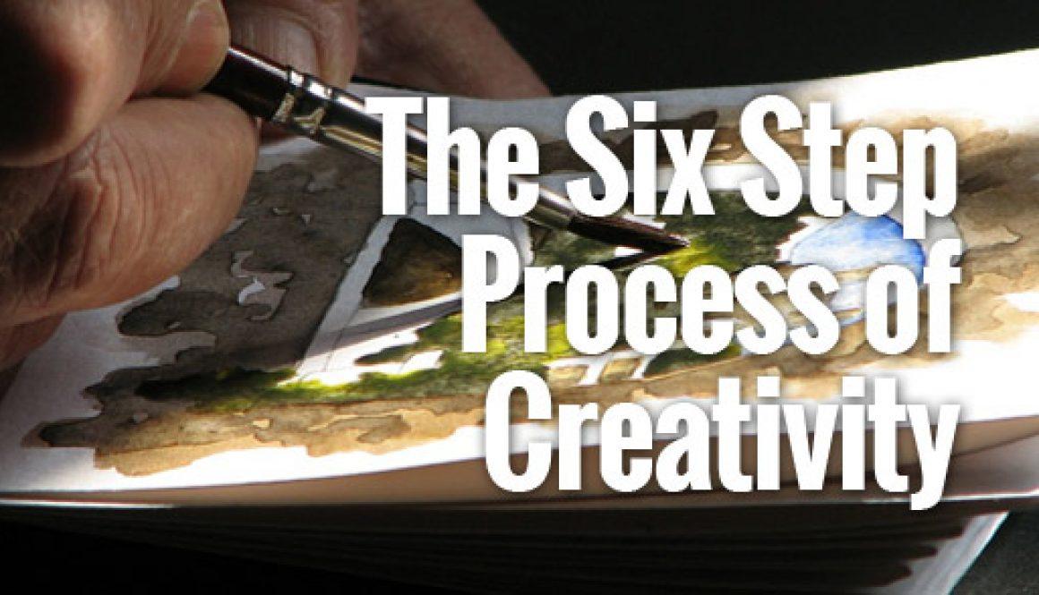 The6StepOfCreativityFeatured
