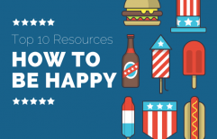 How to Be Happy – Top 10 Online Resources