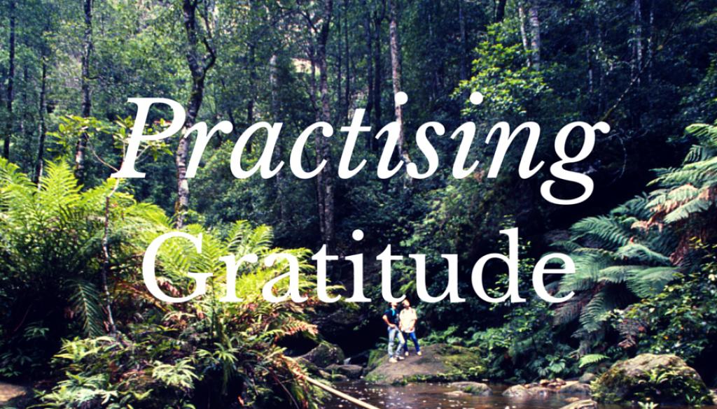PractisingGratitude