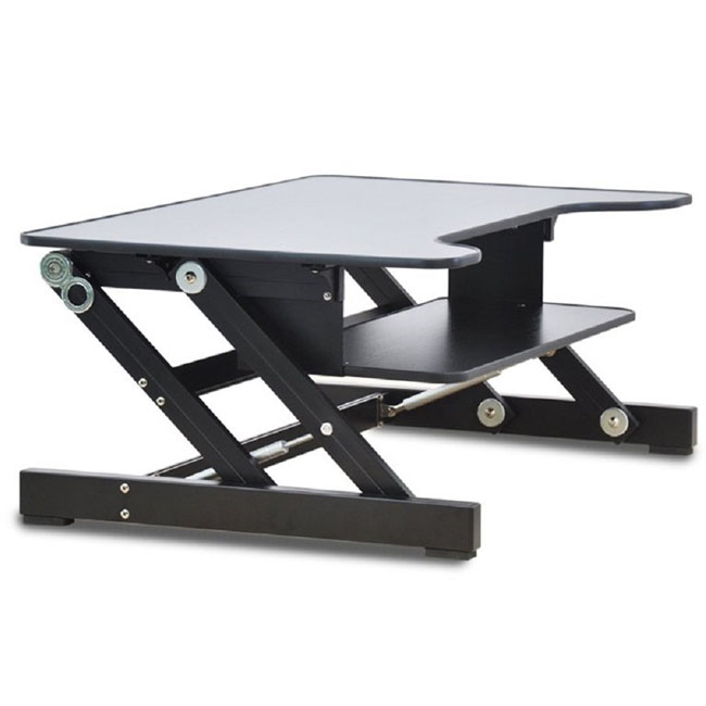 Best Height Adjustable Workstation Risers Raise Your